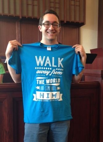 Look At This What A Nice Shirt Wade Christensen Youth Conference T Shirt Design I Believe