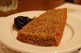 L'ardèchois à la crème de marrons, est un gâteau léger et frais, parfumé au…