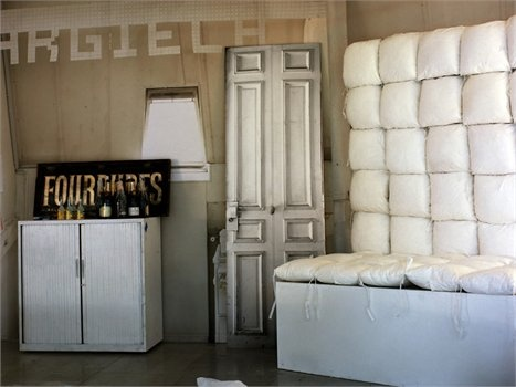 margiela interior design