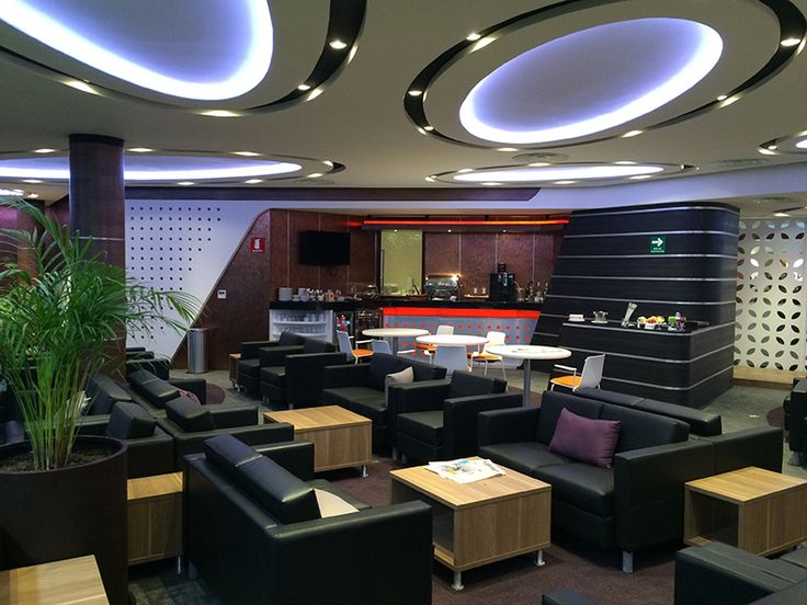 6 Sports Bar Interior Design VIP Lounge East Guadalajara International GDL Mexico We Are