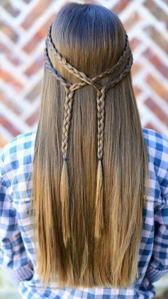 I love this hairstyle ❤