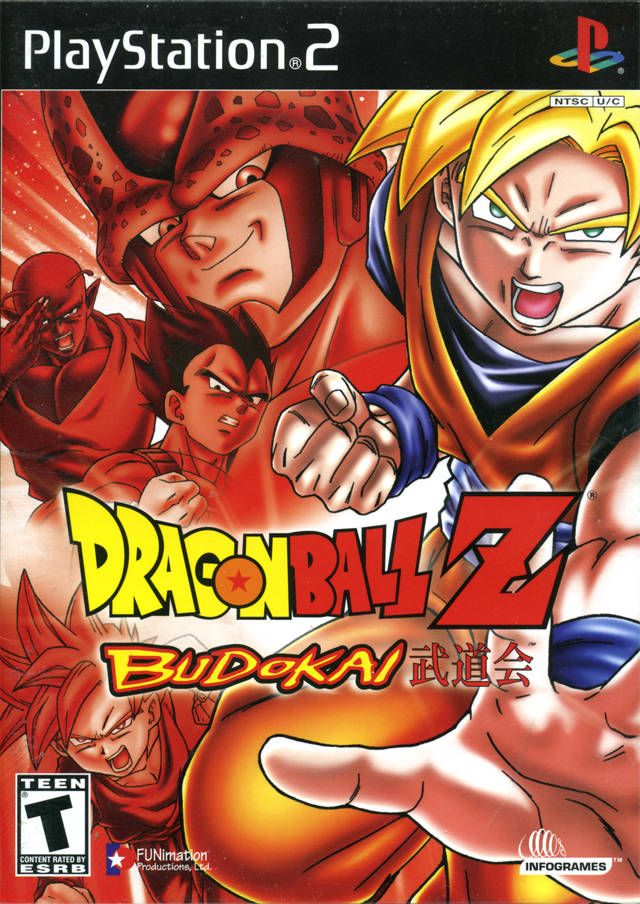 First dbz game done right