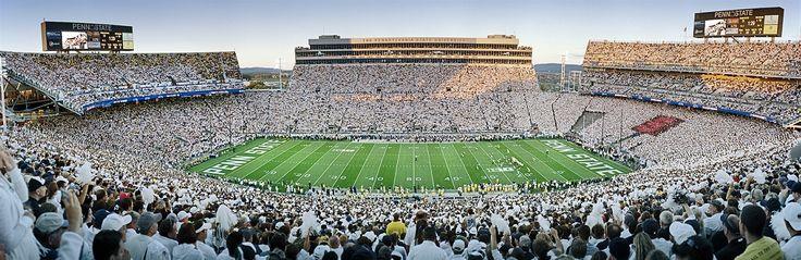 Penn State WHITEOUT 2013