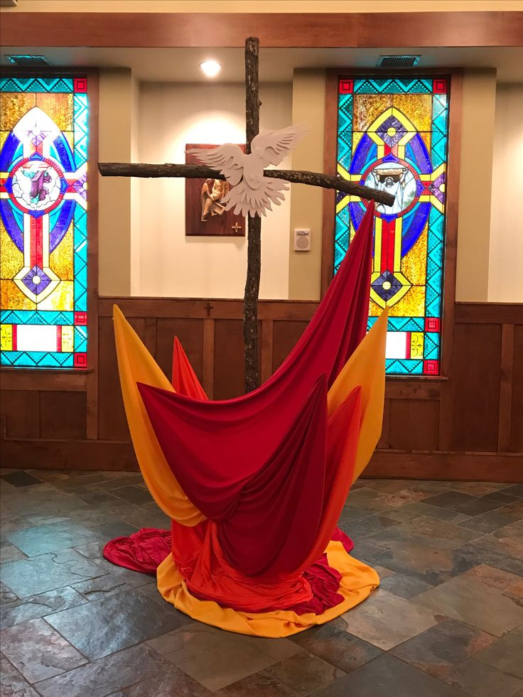 Pentecost decoration