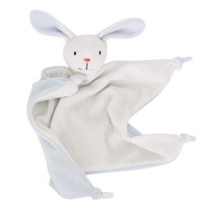 Small-Talk Bunny Comforters