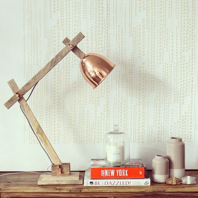 Be dazzled! #copper #homewares #cocoandcremeliving