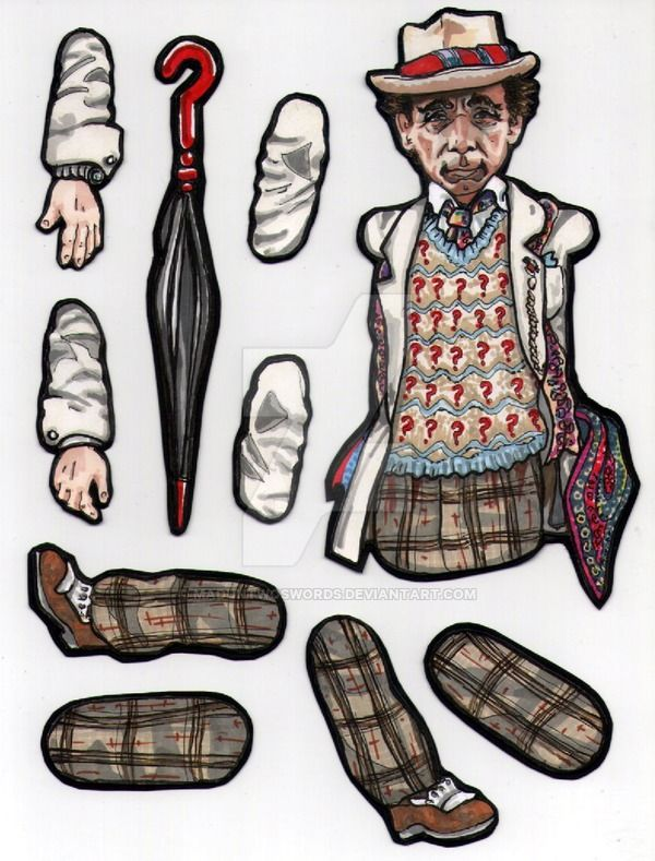 It is an image of Amazing Doctor Who Paper
