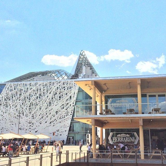 #CasaFerrarini #Expo2015 @Expo2015Milano #Ferrarini