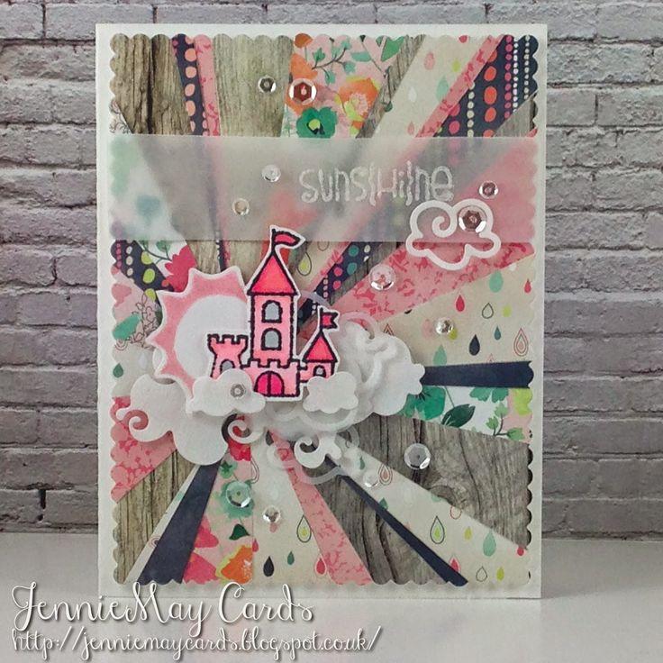 JennieMay Cards: Suns{Hi}ne Card