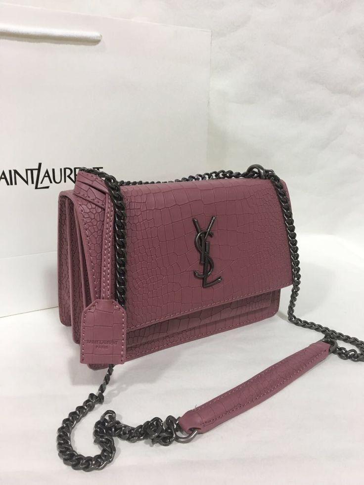 a7d42e59b33 YSL #BohoHandbags | Women's fashion | Handtassen, Tassen y Mode tassen