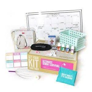 Ultimate Dorm Survival Kit
