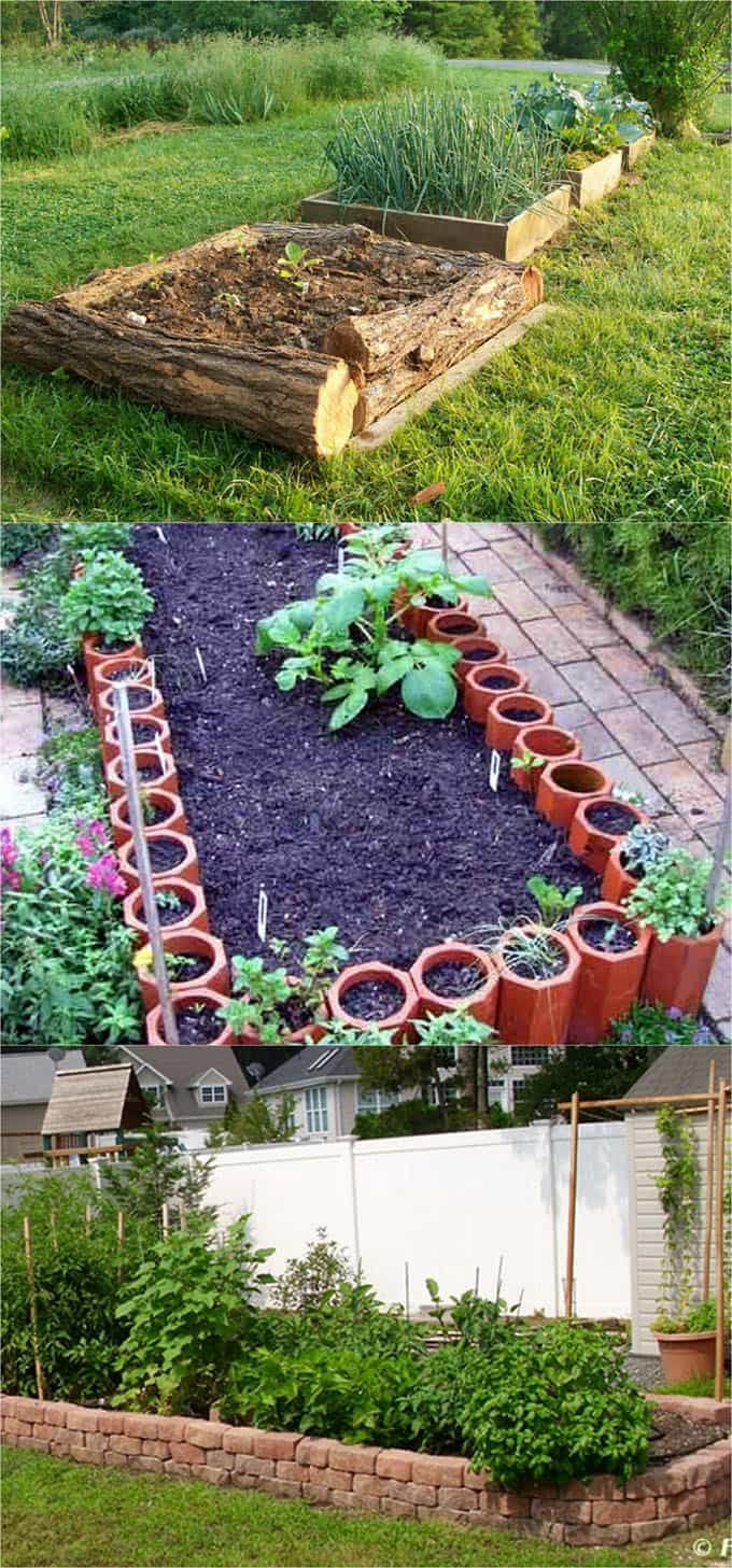 amazing diy raised bed gardens gardening pinterest raised