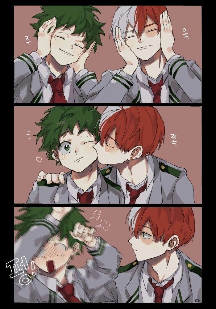 My Hero Academia Pictures – ❤Tododeku💚