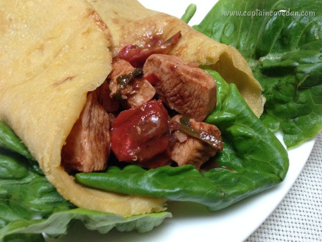 Chicken Mole with Tortilla Wraps | Recipe | Paleo, Mexican chicken ...
