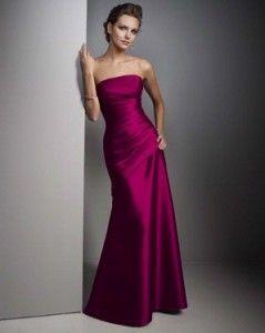 fuschia wedding dresses 20126