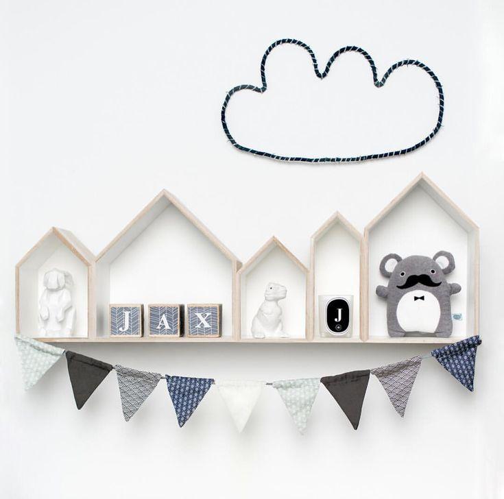 Little #shelfie from this cute #nursery! Styled and installed by @milka_interiors + photographed @rachelwintonphotography #childrensroom#Scandinaviandesign#kidsroomdecor#interiorstyling#interior#melbourne#homedecor#roomdecor#kidsdecor#kidsroom#kidsroominspo#home#boysroom#shelving#customshelving#nursery#storage#kidsstorage#nurserystyling#babyboy#babygirl#boysroom#fun#interiordesign