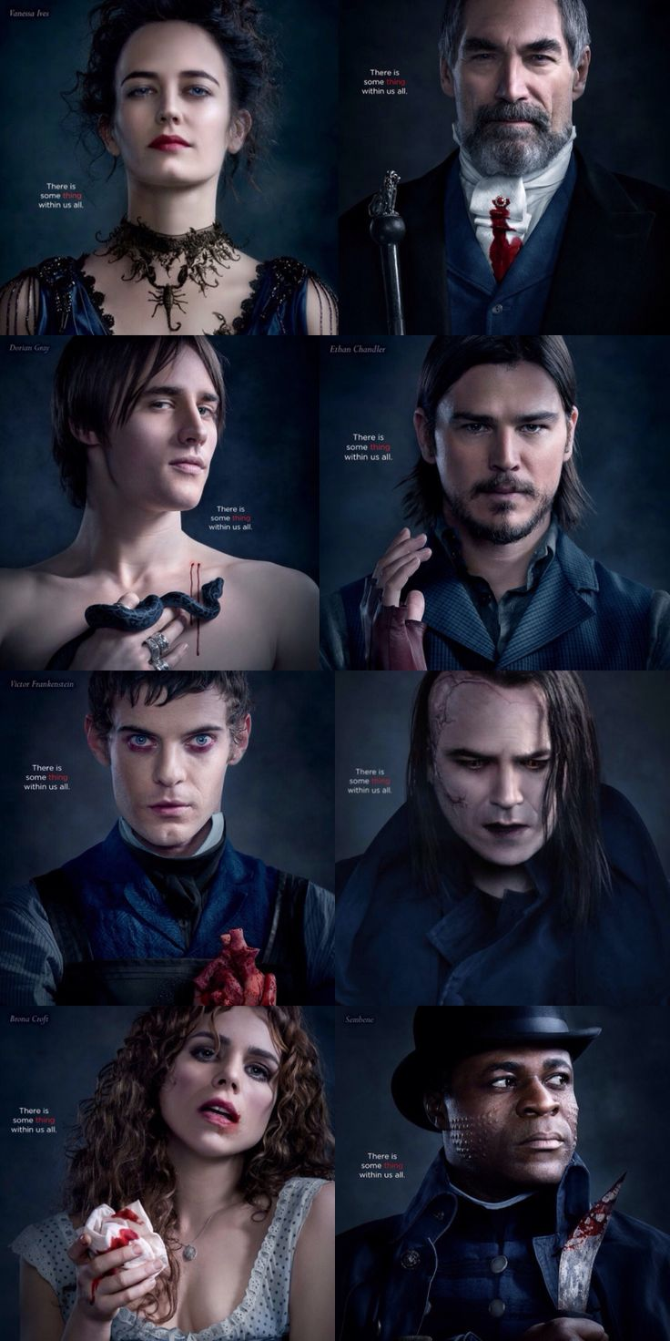 Penny Dreadful. Love this show!!!!