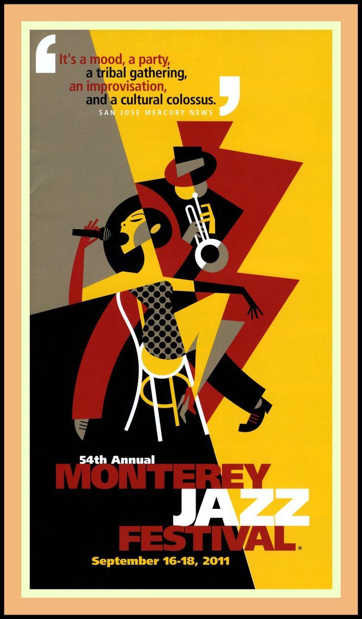 jazz festival artwork - Google Search