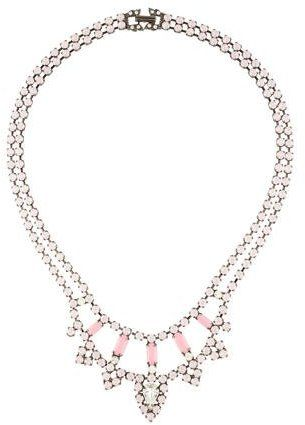 On Sale Tom Binns Pink Crystal Necklace