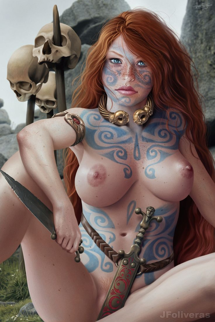 hariy nude models