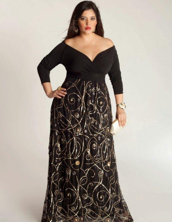 30ac1becc5159 Büyük Beden Abiye Elbiseler - Kilolu Bayanlar İçin Abiyeler- Balıketli  Bayanlar İçin Abiyeler .