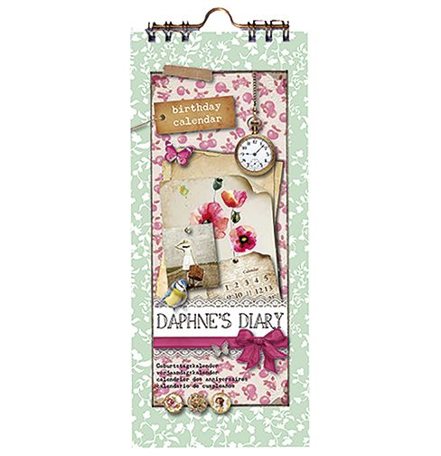 Daphne's Diary Verjaardagskalender klein