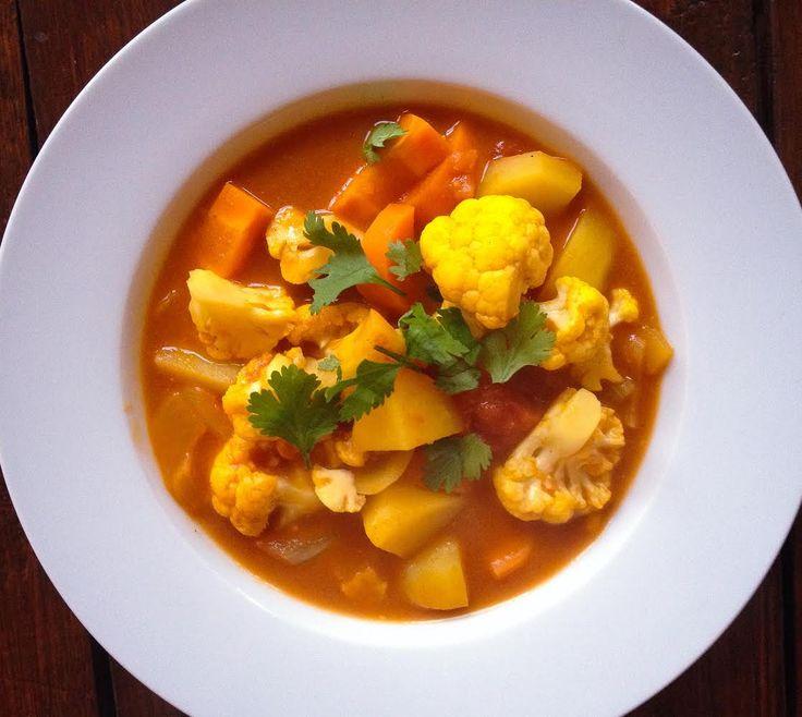 Koken met restjes: Groentencurry