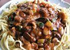 Recept na Houbová směs na špagety