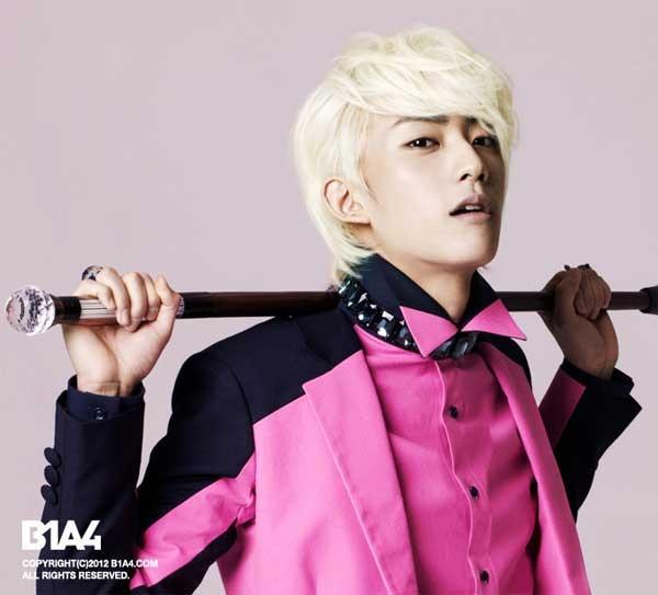 b1a4 jinyoung dating websites