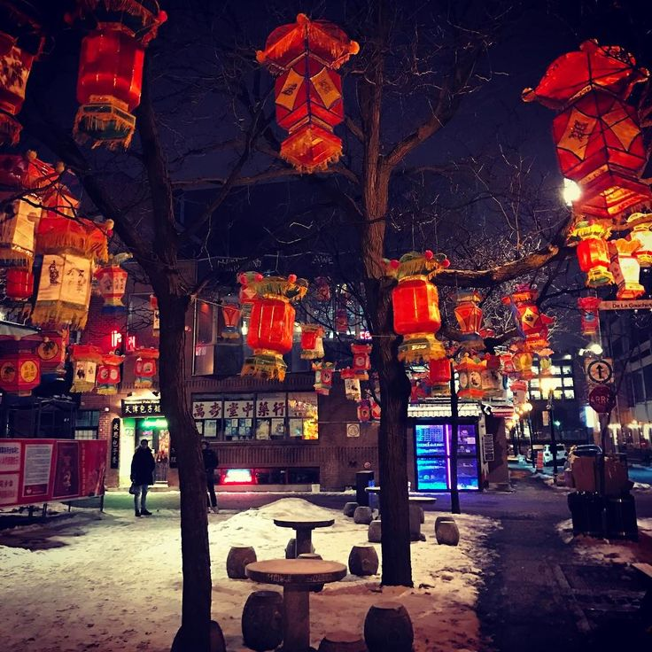 CHINATOWN  Montreal See this Instagram photo by @marionblin2 • 39 likes