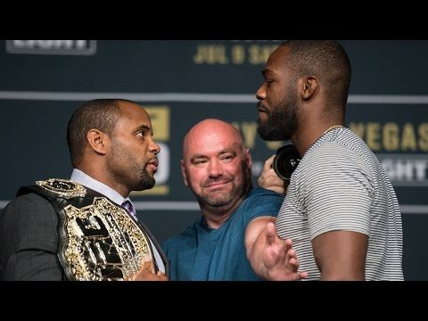 MMA Daniel Cormier gives Jon Jones a warning before UFC 210 on Saturday