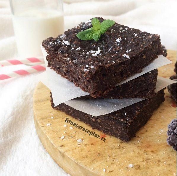 Brownies z cukety