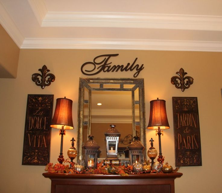 family fall mantel decoration family friendly delca antique lanterns wood mirror entryway of Delightful Fall Mantel Decorations
