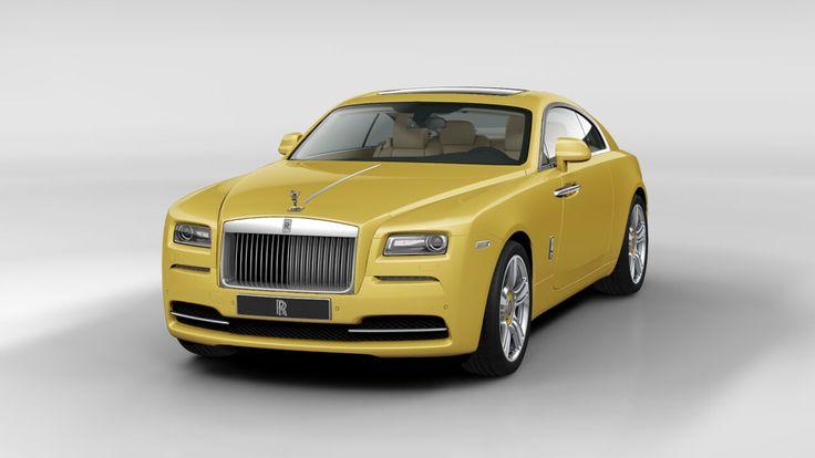 Wraith yellow