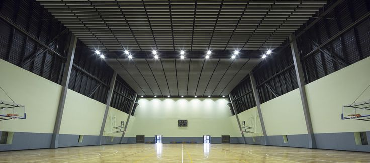 Gallery of Zhonghe Sports Center / Q-Lab - 26