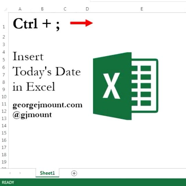 What day is it? Excel knows. #spreadsheets #microsoft #microsoftoffice #microsoftexcel #datamodel #data #excel #business #productivity #office #spreadsheeting #keyboard #finance#economics #shortcut #msexcel #microsoft #officehack #accounting #cfa #cpa #marketing#bschool 