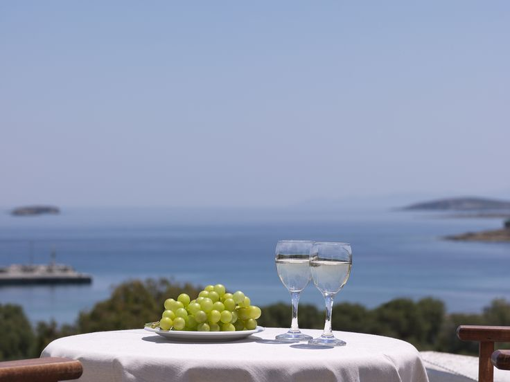 #View of #Paros at #AloniParos