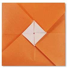 In the wake of memory (Santa Rita do Sapucai): The Art of Origami - Envelope different
