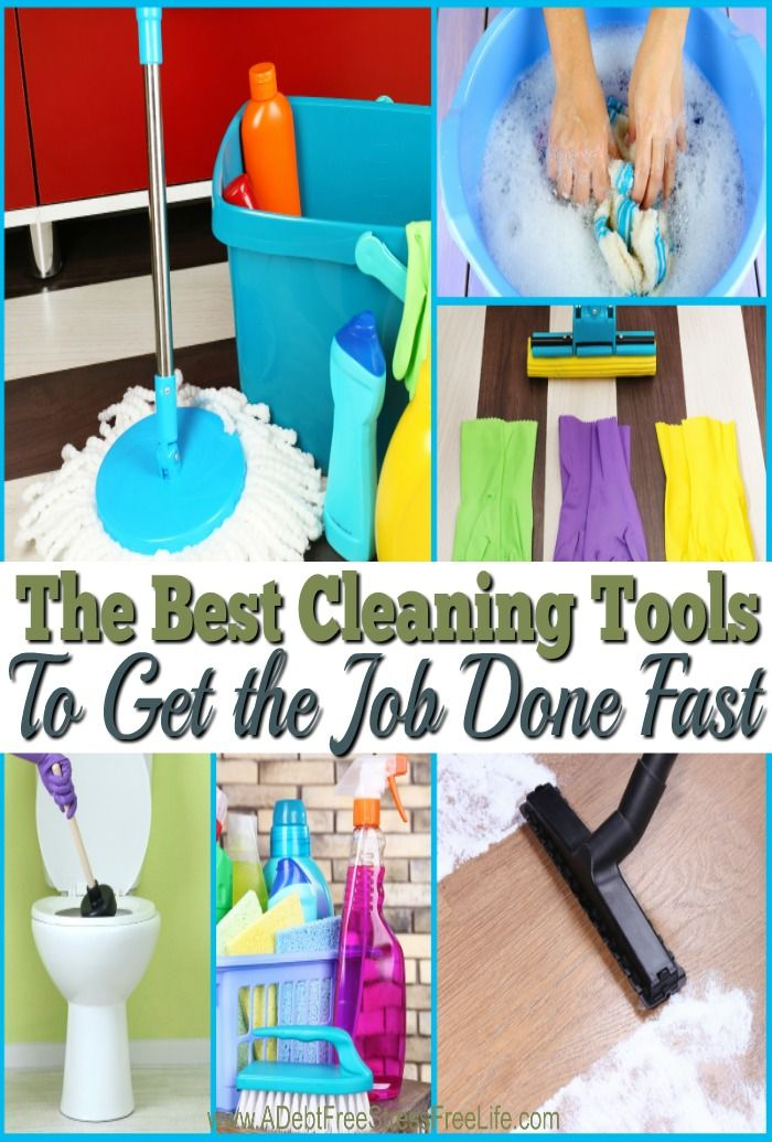I never knew I was using the wrong cleaning tools. Now I know what to use and why. Real Simple Cleaning!