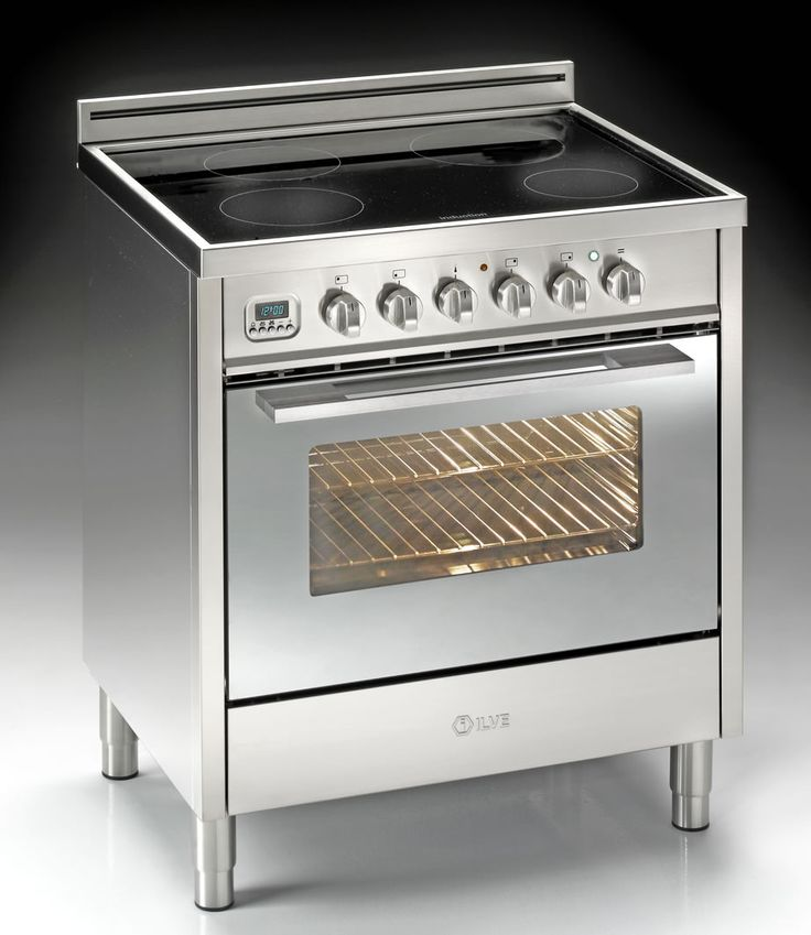 ILVEu0027s New Energy Efficient Induction Range. As Seen In Sources.