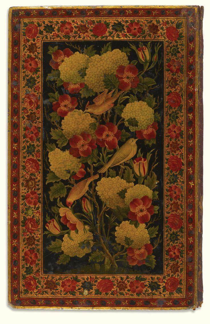 Illuminated Persian Manuscript | lot | Sotheby's