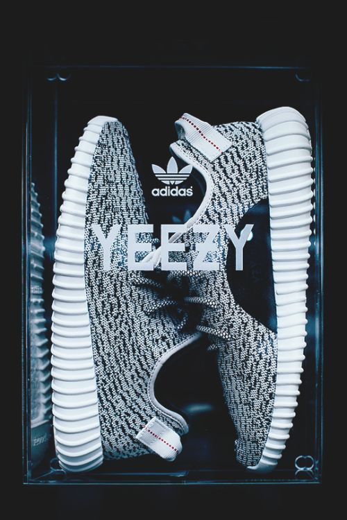 Hommes Adidas YEEZY BOOST 350 Blanc/Rouge