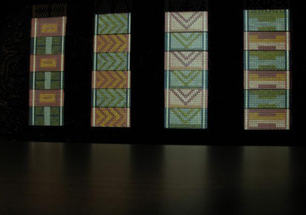 Maori Legends carved in light