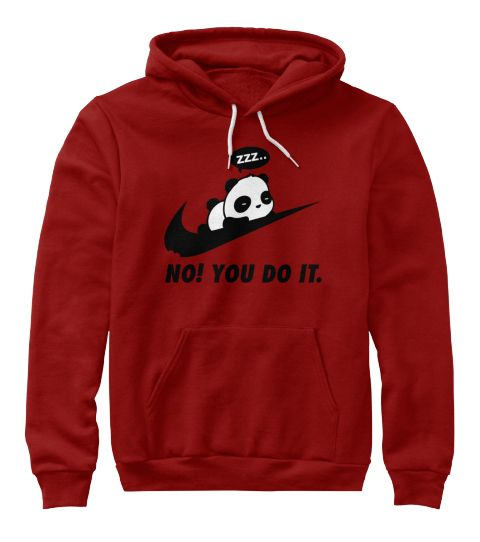 The Lazy Panda Cranberry  Sweatshirt Cute funny panda lazy tee,hoodies nike funny t shirt and full sleeve t shirt for men and women.