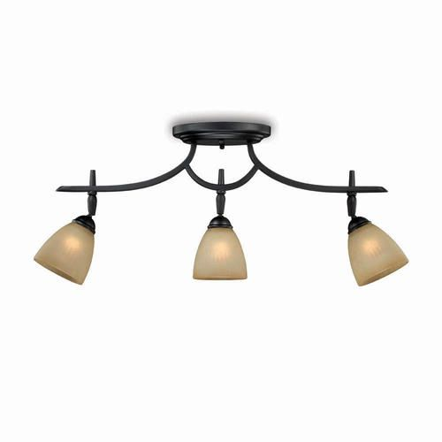"Patriot Lighting® Somerville 29.5"" Oil-Rubbed Bronze Transitional Track Light"