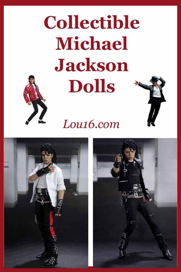 Michael Jackson Action Figures   Michael Jackson Collectible Dolls