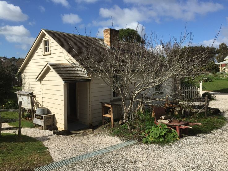 My ancestors cottage John Briody from Ireland now at Howick Historical Village Auckland NZ