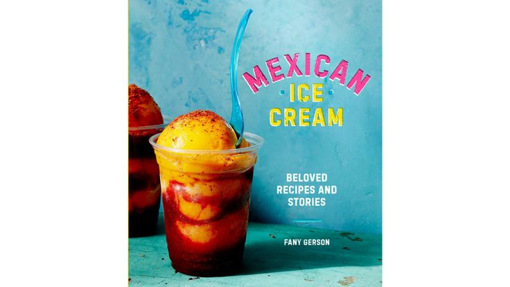 The noted pastry chef's third cookbook celebrates Mexican ice cream.
