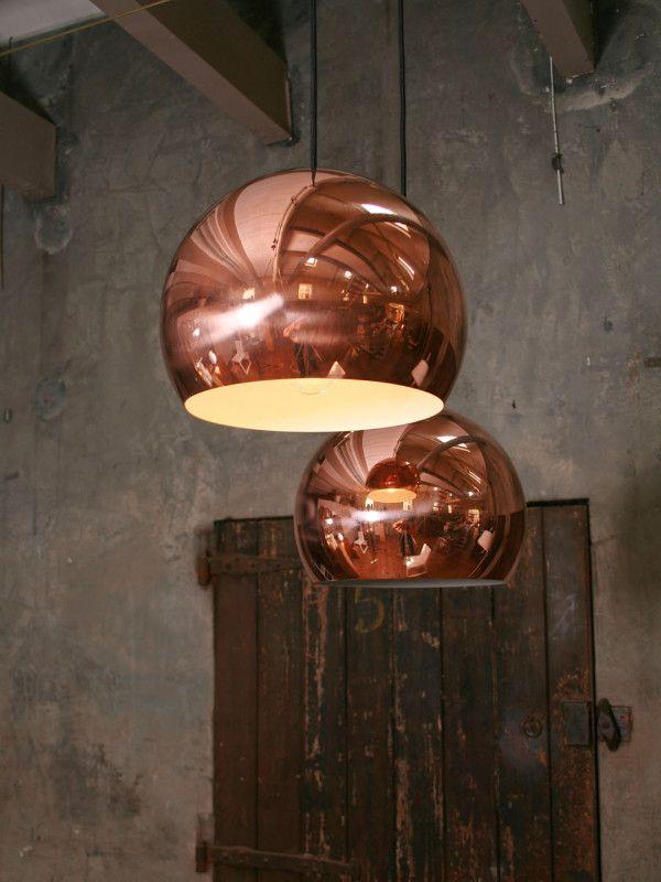 Dot suspended lamp