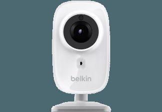 BELKIN F7D7602DE NetCam HD-WLAN-Kamera mit Nachtsichtmodus Netcam